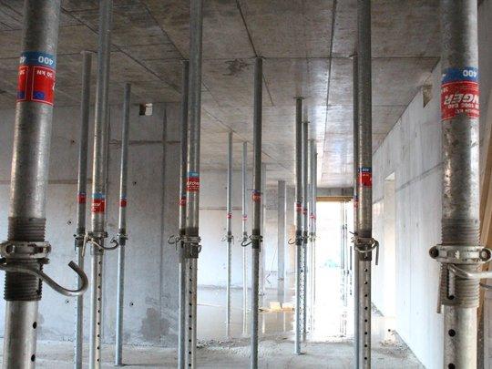 szalunki stropowe - podpory stropowe i akcesoria
