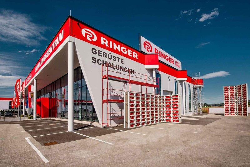 Centrum pokazowo- szkoleniowe RINGER