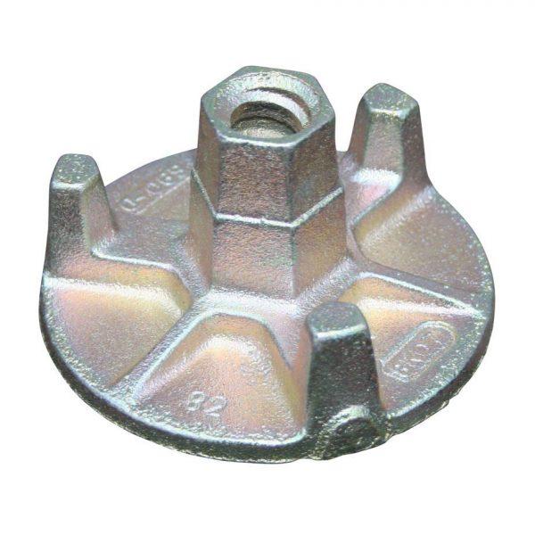 Nakrętka talerzowa Mutternplatte 70 ocynk